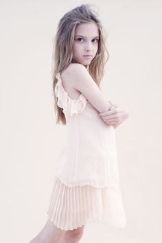 Lamantine Paris beautiful kids fashion for spring 2015