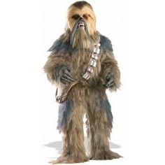 Costume de Chewbacca Supreme