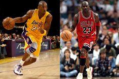 #NBA: Las comparaciones con Michael Jordan no asustaron a Kobe Bryant