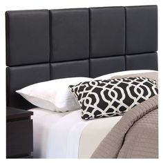 Found it at Joss & Main - Chestercot Tile Upholstered Headboard