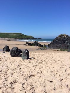 Whistling Sands Wales Travel Uk, Budget Travel, Southern Ireland, Connemara, Sands, Somerset, Stranger Things, Fathers, Beautiful Places