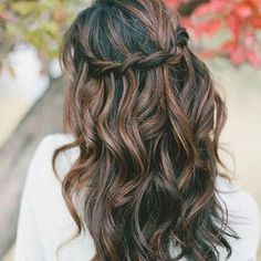 If I dyed my hair, this is what I'd do