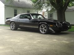 1980 Z28 - I had a 1981 Z that looked exactly like this... last year before body style change
