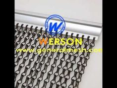 China senke Insectengordijn,kettinggordijnen geanodiseerd aluminium,90x2...