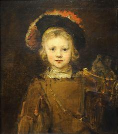 Titus  Rembrandt's son
