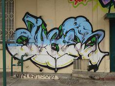 Augor Dissed SeventhLetter LosAngeles Graffiti Art | Flickr - Photo Sharing!