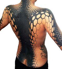 Tattoo Artist - Delaine NEO Gilma -  tattoo