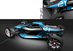 Tom Henwood has designed SINO, an electric car kit where you can build yourself. This concept project was based on his love and respect for the way things work, Electric Car Kit, Kit Cars, Go Kart, Alloy Wheel, Amazing Cars, Concept Cars, Cool Cars, Automobile, Behance