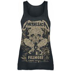 Fillmore Pushead van Metallica