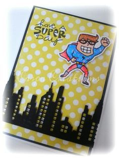 Cards - Super Heroes