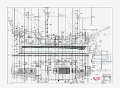 Black Pearl Deck plan