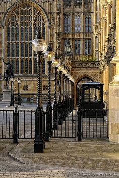House Parliament, Whitehall, London