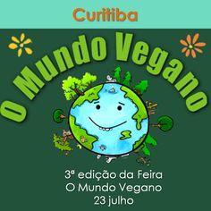 www.facebook.com/Omundovegano  #eventovegano #veganismo  #veganismoBrasil   #comidavegana #alimentacaovegana #culinariavegana  #gastronomiavegana #produtosveganos #produtovegano #aplv  #lactose #vegan #vegana #vegano #curitiba #omundovegano #mundovegano #feiravegana #feiravegan