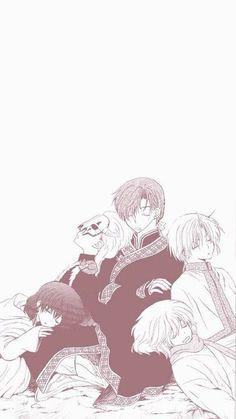 Fondos de pantalla anime - akatsuki no yona