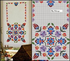 """cross stitch"" - It Was A Work of Craft Cross Stitching, Cross Stitch Embroidery, Embroidery Patterns, Knitting Patterns, Crochet Patterns, Cross Stitch Designs, Cross Stitch Patterns, Russian Cross Stitch, Tapestry Crochet"