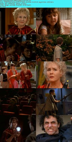 Halloweentown 1998 Movie   marnie dylan and sophie piper have their first out of
