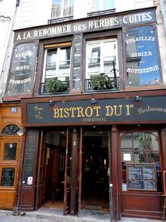 Louvre District, le Bistrot du 1er, 95 rue Saint Honoré, Paris I