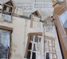 Dormer Windows, Hope Park Square, Edinburgh Lucy Jones www.lucyjonesart.com