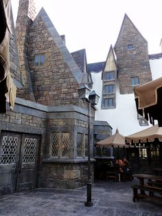 MUSEUMS:  Wizarding World of Harry Potter by pastryaffair, via Flickr