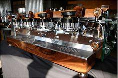 1972 La Marzocco GS2 espresso machine