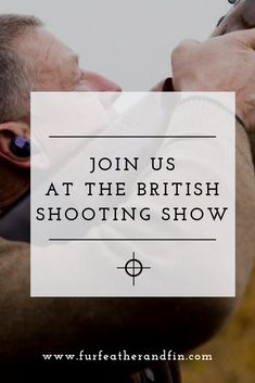 Join Us at the British Shooting Show