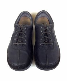 Merrell Shoes Leather Black Athletic Lace Up Sojourn Casual Oxfords Mens 12 M | eBay