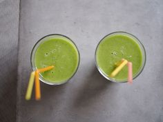 DRINK YOUR GREENS | 365 days with Ida