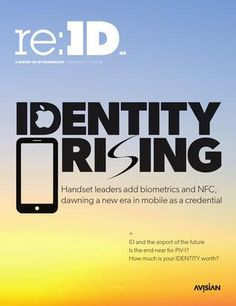 Juniper: Biometrics, NFC top tech trends of 2015 http://www.secureidnews.com/news-item/juniper-biometrics-nfc-top-tech-trends-of-2015/