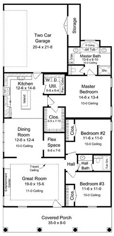 House Plans, Home Plans, House Designs, And Garage Plans From Design  Connection, LLC   Your Home For One Of The Largest Collections Of  Incredible House ...