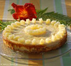 Patce's Patisserie: Karibischer Piña Colada Cheesecake