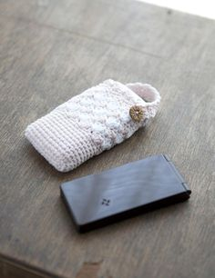 cellphone cozy | Amimonet
