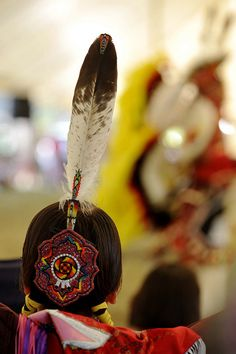 Puyallup Pow Wow, photo by Eugene James Frank