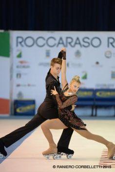 Roccaraso, iniziati ieri i Campionati Italiani di pattinaggio artistico a rotelle Juniores e Seniores