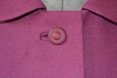 Bound buttonhole tutorial