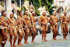 Tarian Suku Ukam Di Papua