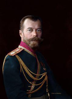 Nicholas II, the last Emperor of Russia