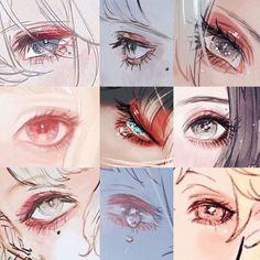 Ideas for drawing ideas anime characters Digital Painting Tutorials, Digital Art Tutorial, Art Tutorials, Inspiration Art, Art Inspo, Manga Art, Anime Art, Art Sketches, Art Drawings