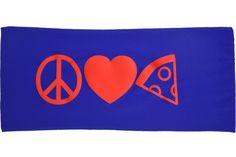 Peace Love Pizza Royal