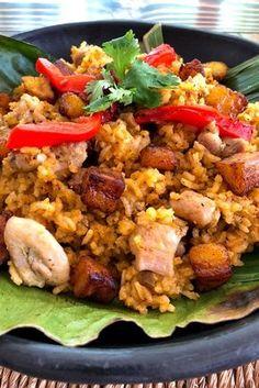 My Colombian Recipes, Colombian Cuisine, Boricua Recipes, Latin Food, Avocado Recipes, Savoury Dishes, Quick Meals, I Foods, Main Dishes