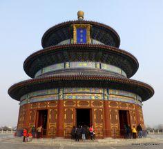 Temple of Heaven @ Beijing, China