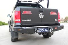 ROCKER REAR BAR MCC 022-01