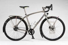 Firefly Titanium Touring Bike 01