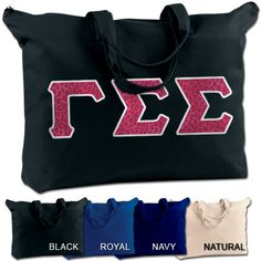 Gamma Sigma Sigma Sorority Shoulder Bag $17.99 so weird that this is on pinterest!