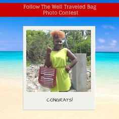 Congratulations to our Follow the Well Traveled Bag photo contest October winner!   Don't forget to submit your photo with your #LittleSwitzerland shopping bag for your chance to be our November winner! One lucky winner will receive an Alex and Ani charm bangle! Good luck!