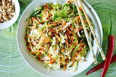frisk thai salat