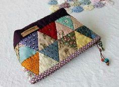 Bolsa bordada #embroideredbag