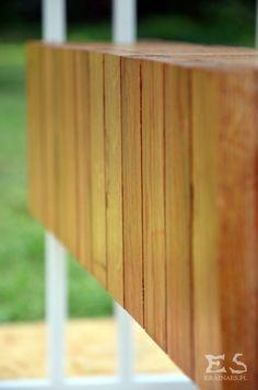 Bench, ława, ławka, iron, wood, drewniany, industrial, konstrukcja stalowa, minimalizm, minimalism, Benjamin, Kraina ES