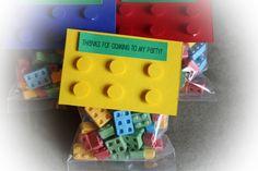 Lego Bag topper