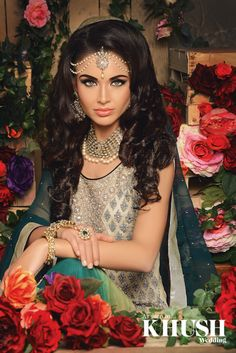 The final image from the series of stunning hair and makeup looks by Reshma Makeup   LONDON BASED • NATIONWIDE COVERAGE +44(0)7720 981 176 info@reshmamakeup.com www.reshmamakeup.com  Outfit: Brocade London - By Sarah Jewellery: Deeya Jewellery Flowers: Cerise Blossom