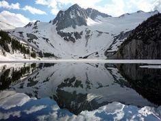 14er TBT: Snowmass Mountain Ski (20 June 2008) - 14erskiers.com